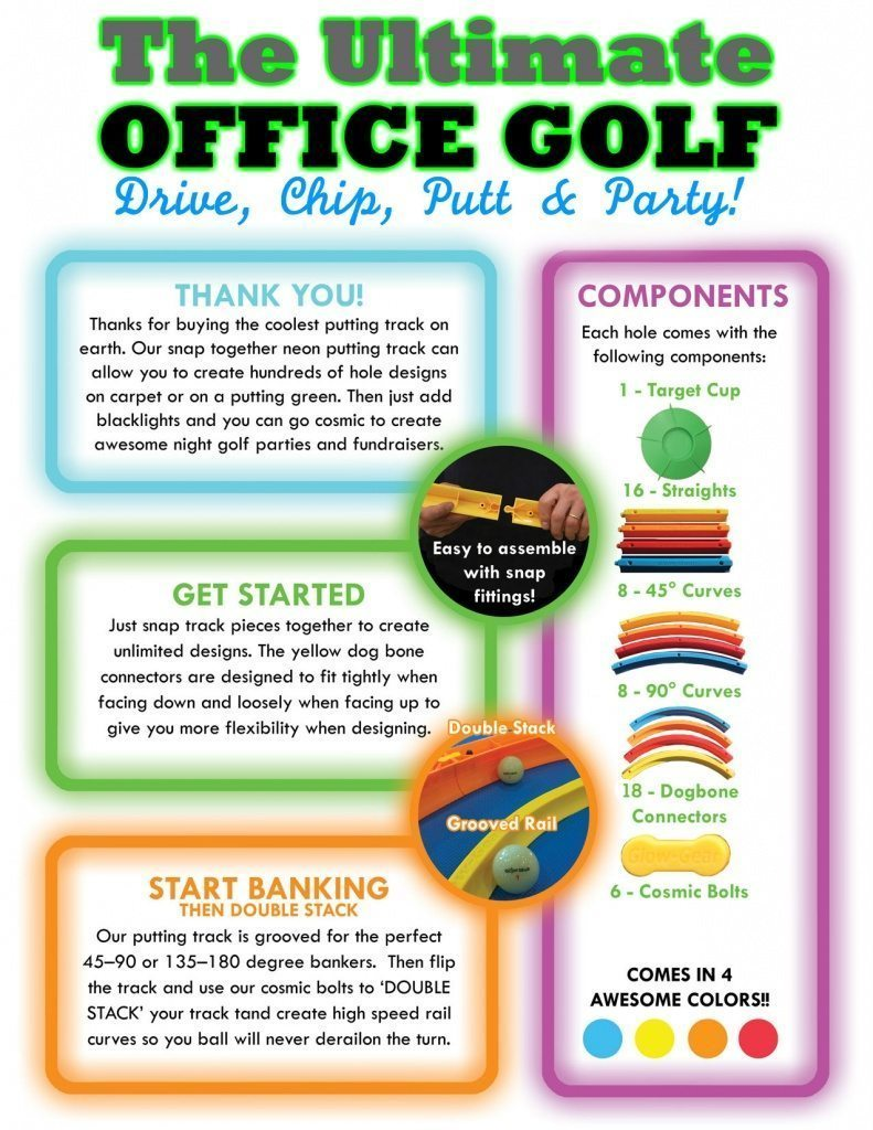 fun putting games for golf and office golf